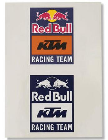 RED BULL KTM RACING TEAM STICKER