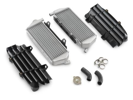 Factory radiator kit
